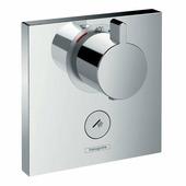 Панель скрытого смесителя Hansgrohe Select 15761000, термостат