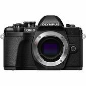 Цифровой фотоаппарат Olympus OM-D E-M10 Mark III Body Black