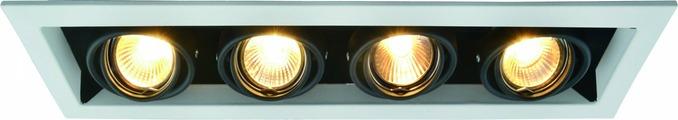 Карданный светильник Cardani A5941PL-4WH