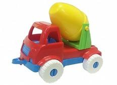 Машинка Рыжий кот Бетономешалка