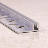 Алюминиевая вставка для Т - образного профиля 270 см