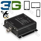 Репитер 3G UMTS 2100 МГц регулируемый - усилитель сигнала смартфона и Интернета