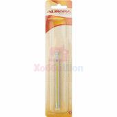 Запасные грифели для воскового карандаша 3 шт Aurora AU-6231