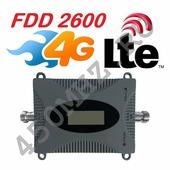 Репитер 4G LTE 2600 МГц - усилитель сигнала Интернета
