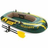Надувная лодка Intex 68347 Seahawk-200