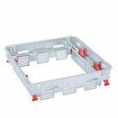 Основание неукомплектованное со вставкой для регулировки высоты суппортов стандартное исполнение 16-24 модуля. Legrand (Легранд). 088038