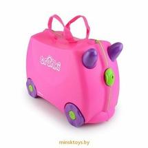 Детский чемодан на колесиках Trixie - Trunki 0061-GB01-P1