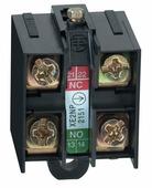 Концевой выключатель nc+nc Schneider Electric, XE2NP2141
