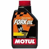 Масло вилочное полусинтетическое Fork Oil Expert light 5W, 1л