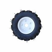Колеса ZIGZAG резиновые 4.10/3.50-4 (09509014-0)