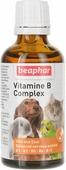 Комплекс витаминов группы В Beaphar, для кошек и собак, 50 мл