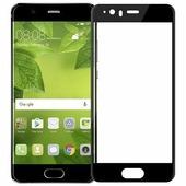 Противоударное защитное стекло Full Screen Cover 0.3mm черное Huawei Ascend P10 Plus