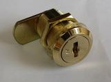 Armstrong 505-26 Замок камлок, для дверцы корпусной мебели золото