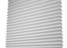 Бумажные шторы плиссе Redi Shade сильное затемнение серые 121х182
