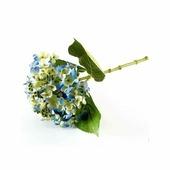 Цветок искусственный Гортензия одиночная CV10579-4
