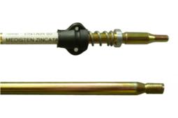 Гарпун D8ММ M7 STEN/JET 68СМ чёрный, AKVILON