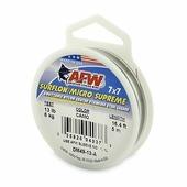 Поводковый материал AFW Surflon Micro Supreme, 6 кг, 5 м, DM49-13-A