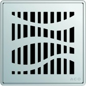 Квадратная решетка для трапа ACO EasyFlow серии Exclusive (Forest)