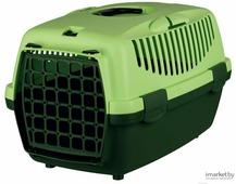 Переноска для животных Trixie Traveller Capri I 39814 (темно-зеленый/салатовый)