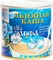 Эльфа Каша льняная натуральная, 400 г