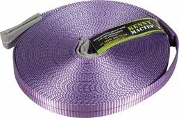 """Удлинитель лебедочного троса """"KennyМастер"""", цвет: фиолетовый, 4 т, 20 м"""