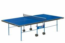 Теннисный стол с сеткой START LINE Game Indoor комплект