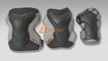Комплект роликовой защиты Maxcity Official размер S