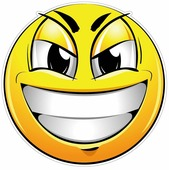 Наклейки на автомобиль и мотоцикл Mashinokom Смайл улыбка