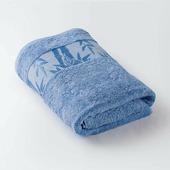 Полотенце для лица, рук или ног Ecotex Бамбук, голубой