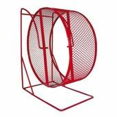 Колесо TRIXIE для грызунов на подставке, диаметр 17см, металл
