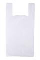 Пакет майка, 42*50 см, 13 мкм (28+14*50, белая). В упаковке 100 шт.