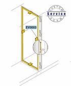 Набор для соединения шкафов ABB, EV0003