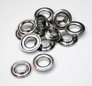 Люверсы NoName серебро d 10 мм (2000 шт.) для баннеров