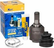 ШРУС внутренний левый Kraft, для Kia Cerato 2.0 (04-), Sportage 2.0 CRDi (04-)