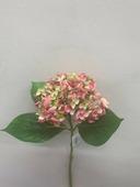 Цветок искусственный Гортензия одиночная CV10579-3