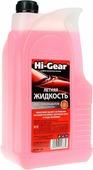 """Жидкость для стеклоомывателя """"Hi-Gear"""", летняя, 4 л"""