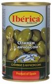 Iberica оливки с анчоусом, 300 г