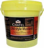 Горчица Chatel, из цельных зерен, 1 кг