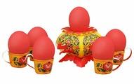 """Пасхальный набор для украшения яиц """"В гостях у бабушки"""", 2806411, 13 х 18 см"""