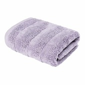 """Полотенце для лица, рук или ног Ecotex Полотенце махровое """"Авеню"""" 50х90 сиреневый (Purple Ash) (10013070/281118/0049220, Индия), сиреневый"""