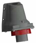 Вилка для монтажа на поверхность easy&safe 232ebs6w,32a,2p+e,ip67,9ч ABB, 2CMA101190R1000