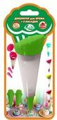"""Шприц кондитерский """"Мультидом"""", цвет: зеленый, 50 мл"""
