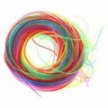 """Трубочки для плетения """"Астра"""", 1,5 мм х 1 м, 25 шт. 7704887"""