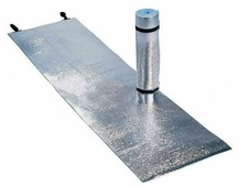 Коврик туристический фольгированный EVA mat размер 180х50х0,7см