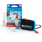 Беруши Alpine SurfSafe для водного спорта (1 пара)
