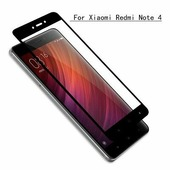 Защитное стекло Aiwo Full Screen Cover 0.33 mm Black Xiaomi Redmi Note 4X