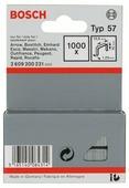 Скрепки для степлера Bosch 1000 10/10.6мм тип 57 2609200231