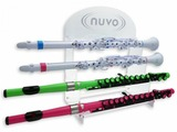 NUVO Acrylic Retail Display Horizontal (4 x Flute/Clarineo) Экономпанель (4 шт. Флейта/кларнет)