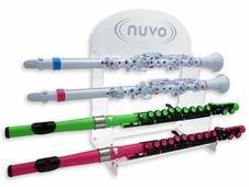 NUVO Acrylic Retail Display Horizontal (4 x Flute/Clarineo) Экономпанель (4 шт. Флейта/кларнет)