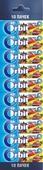 "Orbit ""Клубника-банан"" жевательная резинка без сахара, 10 пачек по 13,6 г"